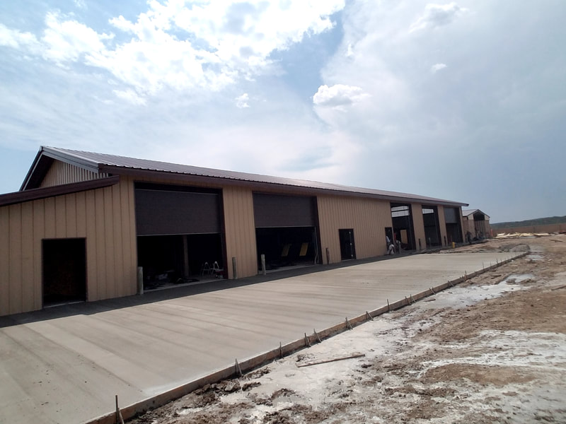 best-commercial-construction-company-for-car-repair-mechanic-business-dothan-alabama-metal-buildings